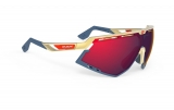 Rudy Project DEFENDER Gold - RP Optics Multilaser Red